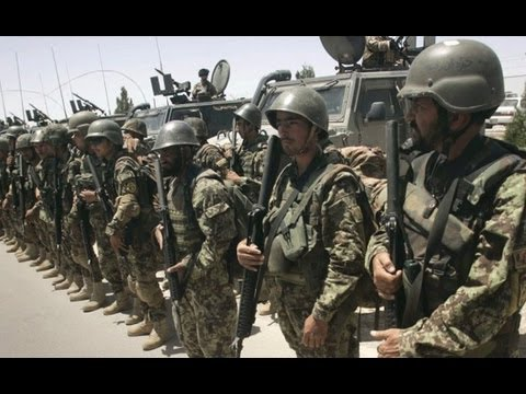 Afghanistan national army ANA