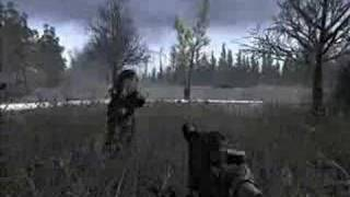 Call Of Duty 4 Modern Warfare Sniper Mission Pt1