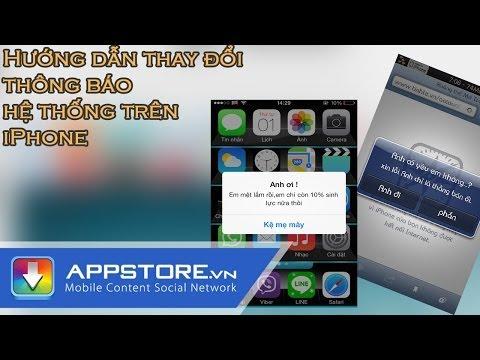 [Cydia Tweak] Hướng dẫn thay đổi thông báo Pin Yếu trên iPhone bằng iFile