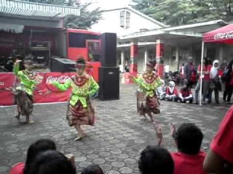 Kabumi - Ngarojeng dance