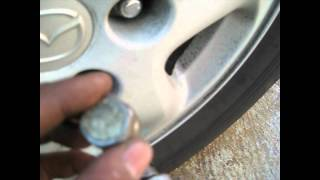 Wheel Lock Lug Nut Removal Without Key