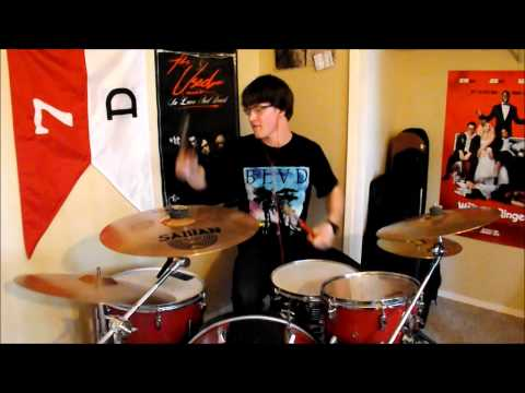Pierce The Veil - King For A Day (Feat. Kellin Quinn) DRUM COVER