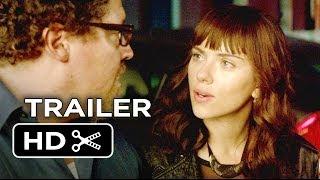 Chef Official Happy Trailer (2014) - Scarlett Johansson, Jon Favreau Movie HD