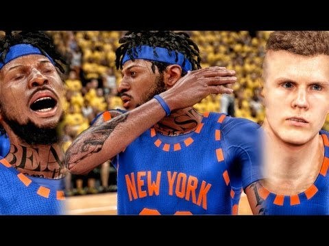 NEAL BRIDGES DABBING IN ECF GAME 4! NBA 2k16 My Career Gameplay Ep. 82