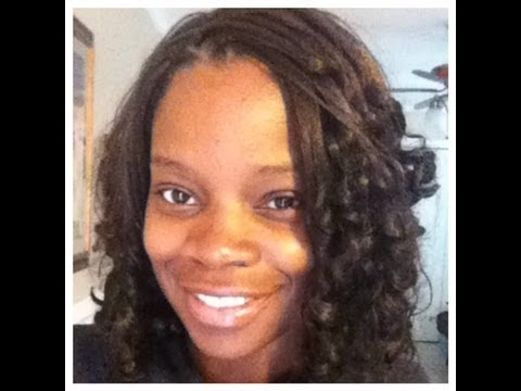 Crochet Straight Hair Youtube : ... / Crochet Straight Kanekalon / Natural Hair / Oliva Pope - YouTube