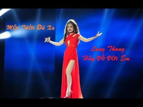 Lang Thang, Một Thời Đã Xa, Hãy Về Với Em, Giang Hồng Ngọc, nhân tố bí ẩn Vòng LiveShow 4