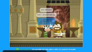 Poptropica Percy Jackson Lightning Thief Ad Walkthrough