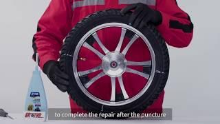 Tiện dụng với keo tự vá lốp – Quik Fix