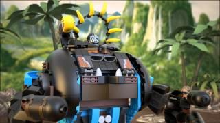 LEGO Chima 70008 Goryli Cios Gorzana