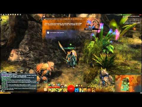 Guild Wars 2: персональная история (квесты в GW2, CraftShow Games)