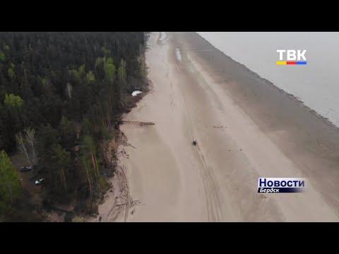 Затопленный старый Бердск вновь показался из-под воды и подбросил новые загадки краеведам