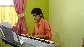 """Tum Hi Ho"" Aashiqui 2 Piano Cover By Elvira Gonsalves"
