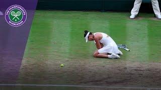 Garbiñe Muguruza wins Wimbledon 2017 ladies' singles title