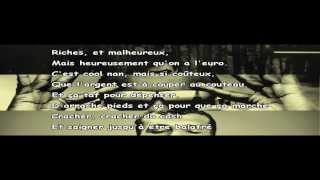 AVF - Stromae feat. Maitre Gims & Orelsan (Paroles & Lyrics)