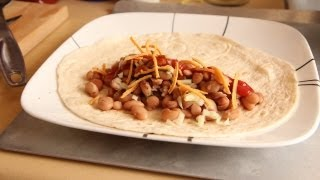 Taco Bell Bean Burrito Recipe (TTOD #2 2.24.13) Mexican