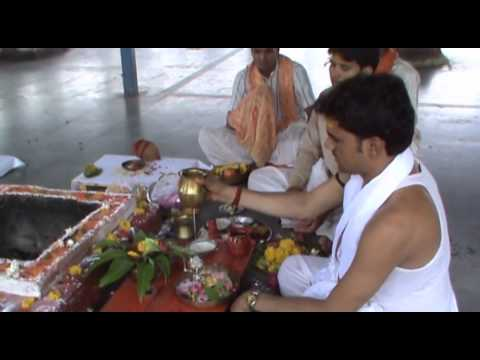 Highlights of Kaalsarp Puja performed by Divine Rudraksha on Monday, 2nd July 2012