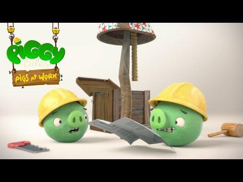 Piggy Tales - Prasat� v pr�ci - Krok 1