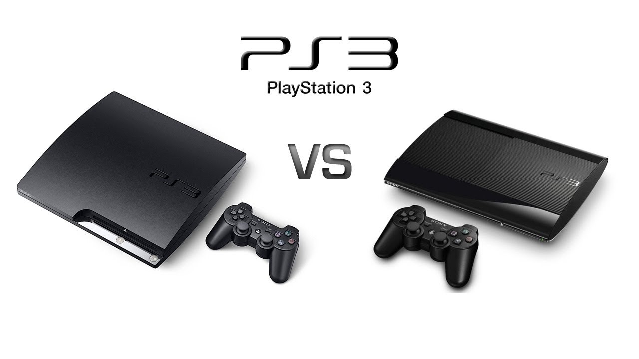 Ps3 Super Slim Vs Xbox 360 Slim Ps3 slim vs super slim Ps3 Super Slim Vs Xbox 360 Slim