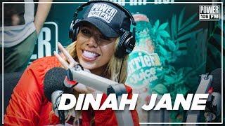 Dinah Jane talks