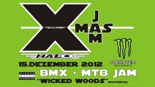 X-masjam Wicked Woods Wuppertal - 15.12.12 - BMX & Mountainbike view on youtube.com tube online.