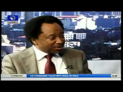 Shehu Sani Speaks On Dialogue With Boko Haram. Pt2