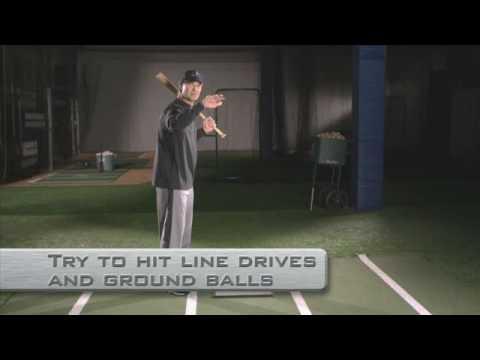 Baseball Hitting Tips with Don Mattingly: Swing and follow through