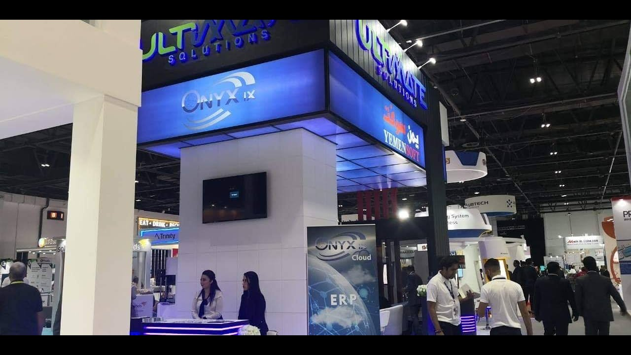 مشاركة الحلول النهائية في أسبوع جيتكس التقني دبي 2018