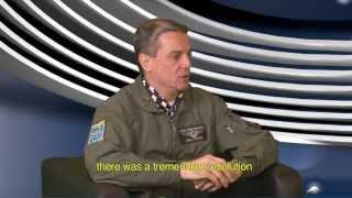 O diretor da CRUZEX 2013, Brigadeiro do Ar Mário Luis da Silva Jordão, fala sobre a importância do maior exercício de combate aéreo da América Latina. Realizada pela Força Aérea Brasileira desde 2002, o treinamento chega a sexta edição com várias novidades