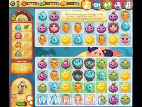 Farm Heroes Saga level 587
