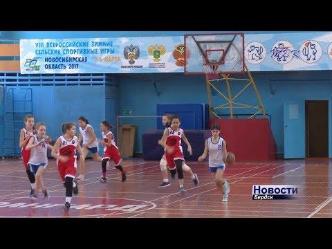 Новый баскетбольный сезон стартовал в Бердске
