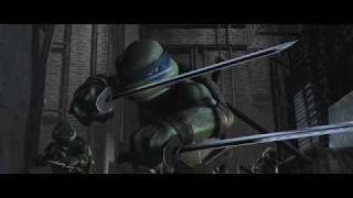Teenage Mutant Ninja Turtles NEW Movie TRAILER (2007