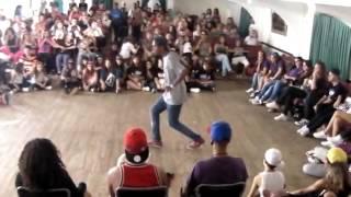 Batalha De Dança Hip-Hop/Freestyle Rafael Vs Nigga Iggy