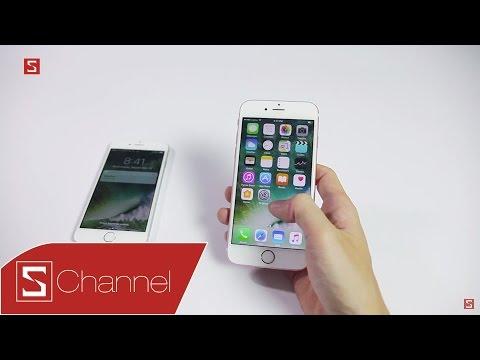 Schannel - Tất cả những tính năng hay ho trên iOS 10: Còn chờ gì nữa mà không nâng cấp ngay!