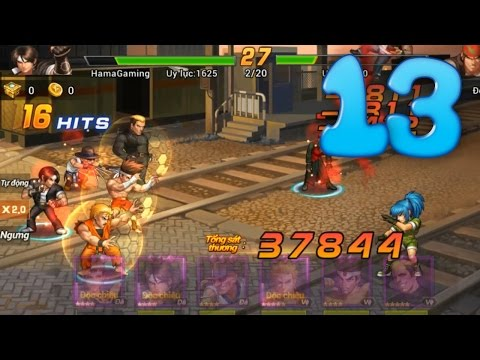 Hama Gaming - Quyền Vương 98 #13 | 80k lực chiến, Vice tím +2