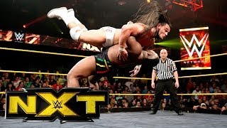 Big E Vs. Bo Dallas Win Or Go Home Match: WWE NXT, May