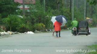 Typhoon Parma Extreme Storm Chasing in the Philippines