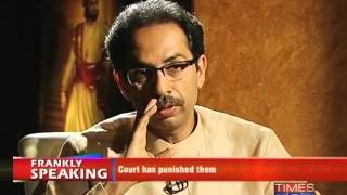 Frankly Speaking With Uddhav Thackeray (The Full Interview