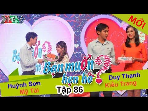BẠN MUỐN HẸN HÒ - Tập 86 | Huỳnh Sơn - Mỹ Tài | Duy Thanh - Kiều Trang | 28/06/2015