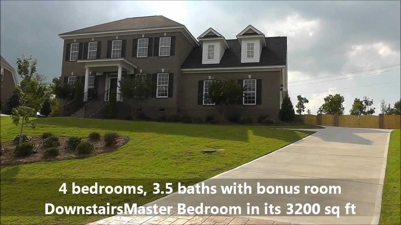 Custom home in woodlake neighborhood columbia sc by for Columbia sc custom home builders