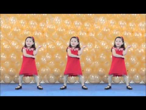 [Nhảy cùng BiBi] Bay lên ước mơ