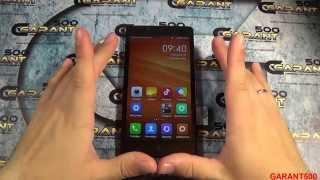 Xiaomi RedMi NOTE Полный обзор Классного смартфона