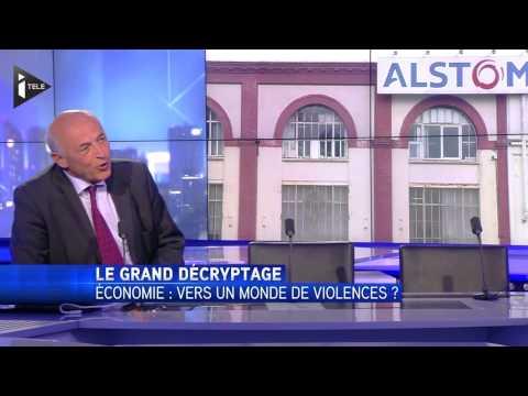 Economie : vers un monde de violences