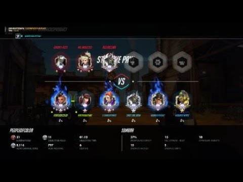 The_NZA Double Feature: McCree/Sombra/Reaper (Junkertown/Illios)