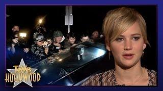 """Jennifer Lawrence """"Quiero envenenar a los paparazis!"""" QUE?!"""