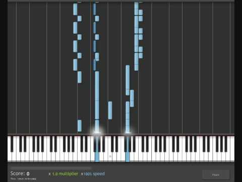 How To Play Power Rangers Theme on piano/keyboard