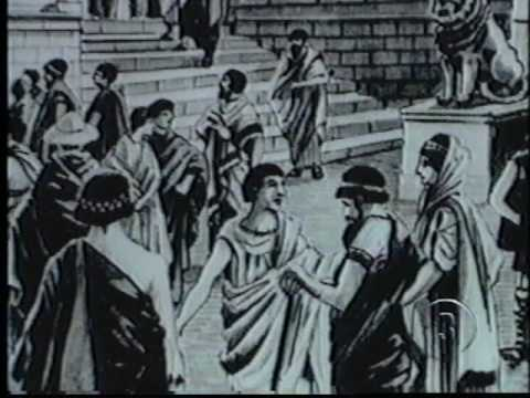 Turning Points in History - Democracy in Greece
