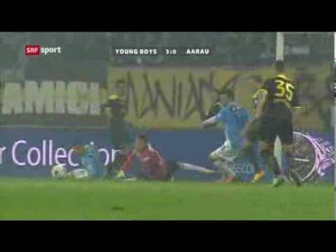 Young Boys 3-0 Aarau