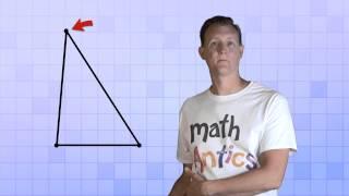 Math Antics Triangles