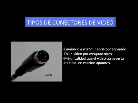 Conectores de la torre de laparoscopia