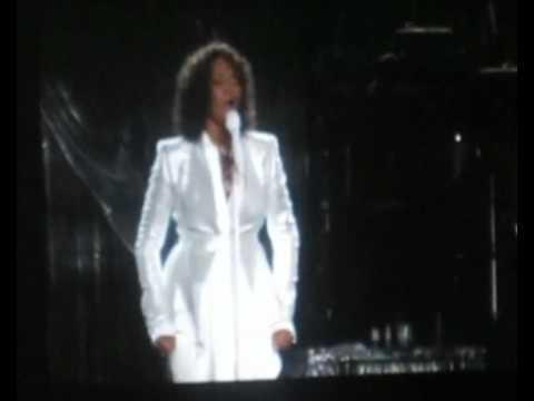WHITNEY HOUSTON : I LOOK TO YOU BEST OF IN CONCERT